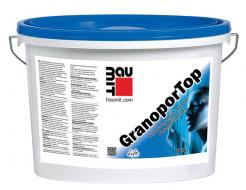 Штукатурка декоративная акриловая Baumit GranoporTop Короед 2 мм - интернет-магазин tricolor.com.ua
