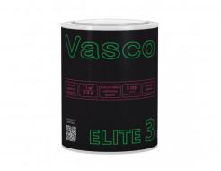 Износостойкая латексная матовая краска для стен и потолков внутри помещений Vasco ELITE 3, белая - интернет-магазин tricolor.com.ua