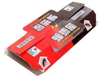 Ловушка для тараканов, прусаков и муравьев повышенной клейкости Killing Bait - интернет-магазин tricolor.com.ua