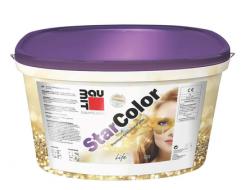 Краска фасадная силиконовая Baumit StarColor паропроницаемая для насыщенных цветов