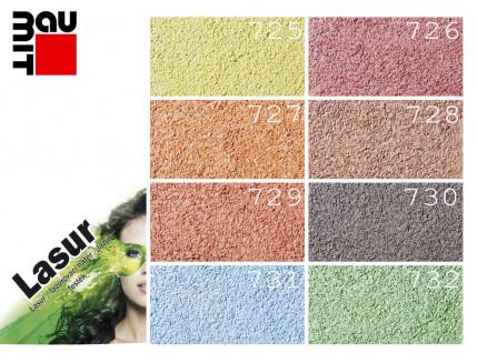 Лазурь силикатная Baumit Lasur 725L Shine - изображение 3 - интернет-магазин tricolor.com.ua