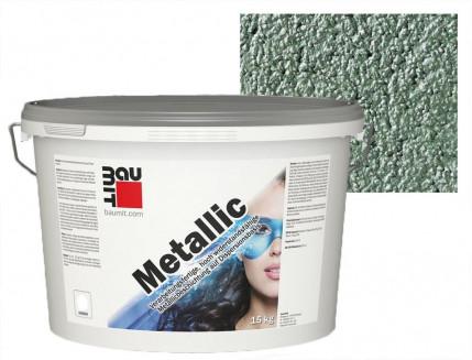 Краска акриловая Baumit Metallic 751М Smaragd - интернет-магазин tricolor.com.ua
