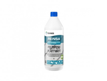 Щелочное концентрированное моющее средство Teknos Rensa (Metal) Steel