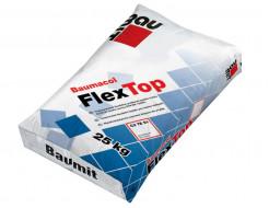 Клей для плитки Baumit FlexTop высокоэластичный