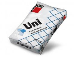 Клей для плитки Baumit Uni высокоэластичный