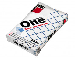 Клей для керамической плитки Baumit One