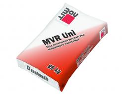 Штукатурка стартовая Baumit MVR UNI с перлитом белая