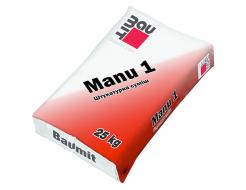 Штукатурка стартовая Baumit Manu 1 для ручного нанесения