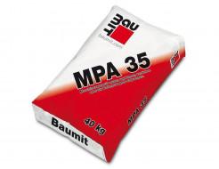 Штукатурка стартовая Baumit MPA 35