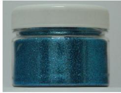 Глиттер GBLUE/0,1 мм (1/256) голубой Tricolor