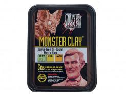 Скульптурная профессиональная масса для лепки Monster Clay Soft