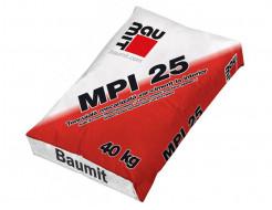 Штукатурка стартовая Baumit MPI 25 для внутренних работ