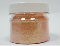 Купить Глиттер ирис радужный GTP/0,2 мм (1/128) персиковый Tricolor - 1