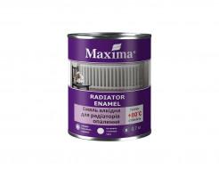 Эмаль алкидная для радиаторов отопления Maxima глянцевая белая