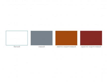 Эмаль акриловая для деревянных и бетонных полов Maxima полуматовая красно-коричневая - изображение 2 - интернет-магазин tricolor.com.ua