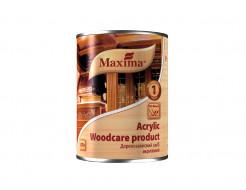 Деревозащитное средство акриловое Maxima тиковое дерево