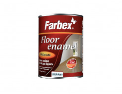 Эмаль алкидная  ПФ-266 Farbex для пола желто-коричневая - интернет-магазин tricolor.com.ua
