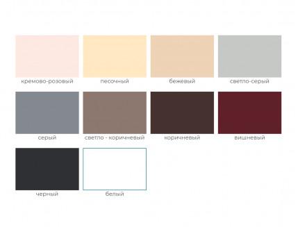 Краска для цоколей и фасадов Socle&Facade Farbex матовая светло-серая - изображение 2 - интернет-магазин tricolor.com.ua