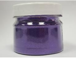 Глиттер GVIO/0,1 мм (1/256) фиолетовый Tricolor - интернет-магазин tricolor.com.ua