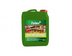 Антисептик для деревянных поверхностей Farbex