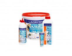 Клей ПВА D3 Lacrysil белый