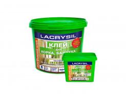 Клей для пробки и бамбука Lacrysil прозрачный