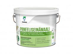 Краска для панельных стен Teknos Paneeliseinämaali База 1