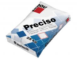 Штукатурка ремонтная Baumit Preciso выравнивающая смесь 2-30 мм