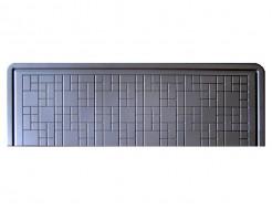 Плита под памятник №1 (АБС) Мастера Форм 200х65х6 см