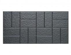 Форма для плитки Блок дорожный №6 100х50 см (АБС) Мастера Форм