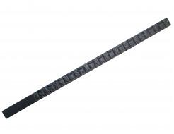 Форма столба 17 Фагот (АБС) Мастера Форм 12,5х12,5х280 см