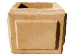 Форма Столб наборной К1 Стеклопластик Мастера Форм 31,5х31,5х29