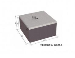 Виброизолирующая опора для инженерного оборудования Vibromat SM 940/75-А