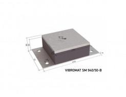 Виброизолирующая опора для инженерного оборудования Vibromat SM 940/50-B