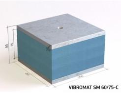 Виброизолирующая опора для инженерного оборудования Vibromat SM 60/75-C