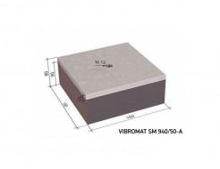 Виброизолирующая опора для инженерного оборудования Vibromat SM 940/50-А