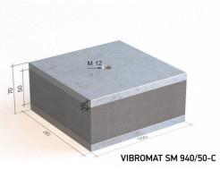 Виброизолирующая опора для инженерного оборудования Vibromat SM 940/50-C