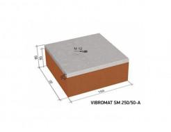 Виброизолирующая опора для инженерного оборудования Vibromat SM 250/50-А