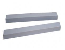 Форма пазов оградки АБС BF 60х4х4