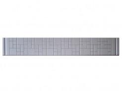 Форма плиты противоусадочной №2 АБС BF 195х30х5 добавочная