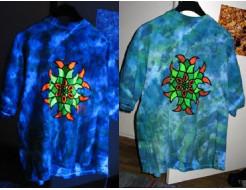 Купить Краска флуоресцентная AcmeLight для ткани зеленая