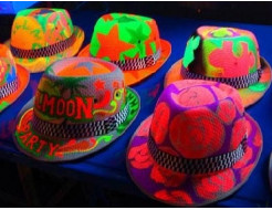 Краска флуоресцентная AcmeLight для ткани розовая