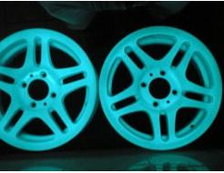 Купить Краска флуоресцентная AcmeLight для металла (2К) белая