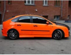 Купить Краска флуоресцентная AcmeLight для металла (2К) оранжевая