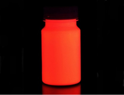Краска люминесцентная AcmeLight для фасада красная - интернет-магазин tricolor.com.ua