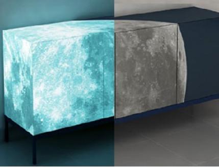 Краска светящаяся AcmeLight для дерева классик - интернет-магазин tricolor.com.ua