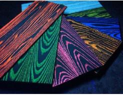 Краска светящаяся AcmeLight для дерева оранжевая - интернет-магазин tricolor.com.ua
