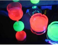 Краска люминесцентная AcmeLight для стекла красная (обжиговая)