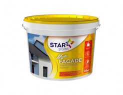 Краска фасадная Multi Facade Star Paint матовая