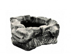 Форма декора Ваза Каменный цветок Стеклопластик BF H-23 D-58/53